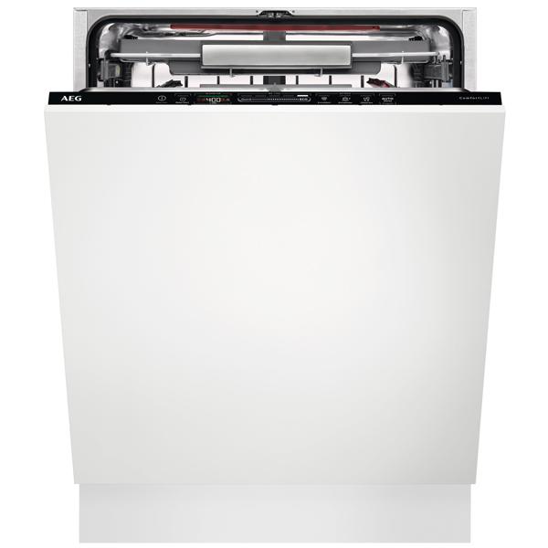 Встраиваемая посудомоечная машина 60 см AEG FSR63807P