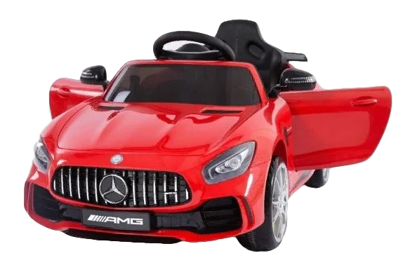 Электромобиль Farfello Mercedes-AMG BBH-0006 GTR красный