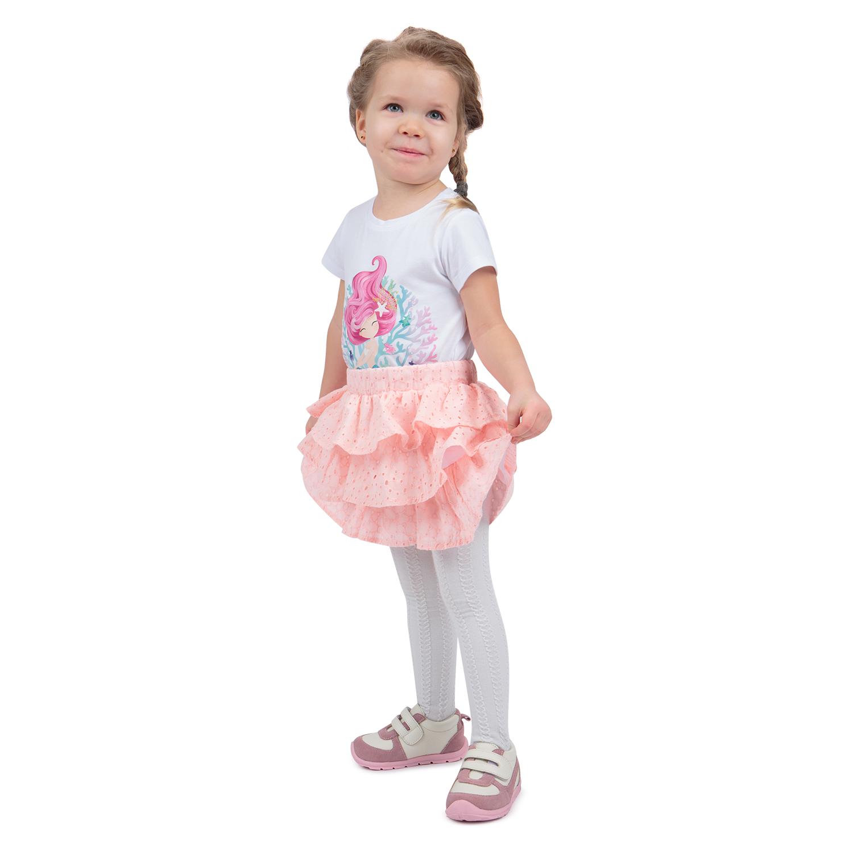 Купить ЛКЛ20420060-ТЕ01, Юбка детская Leader Kids ЛКЛ2042006 р.98,