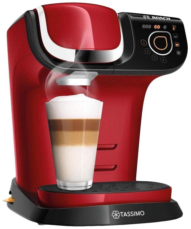 Капсульная кофемашина Bosch TAS6503 Red