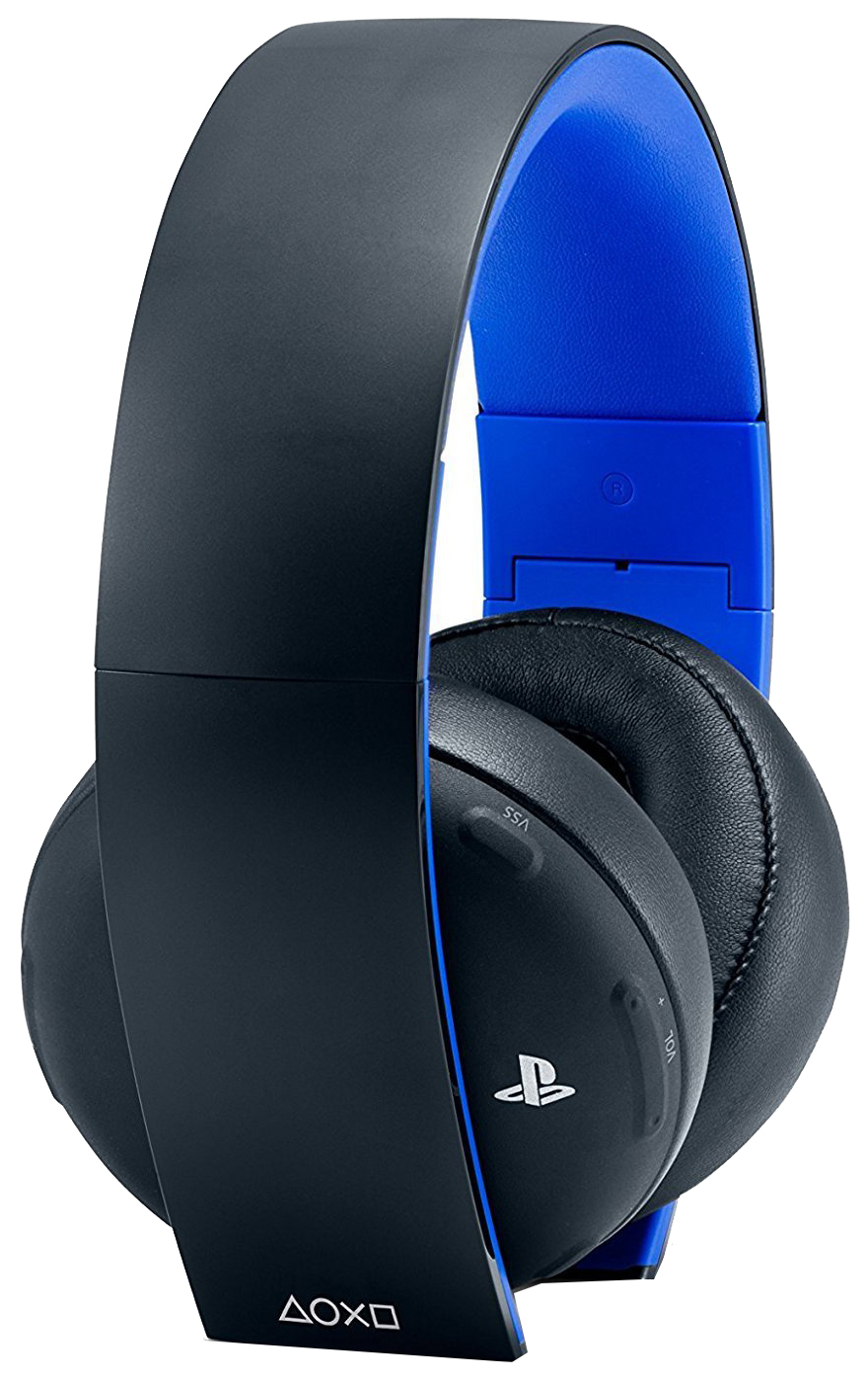 Гарнитура беспроводная Sony Gold Wireless Stereo Headset