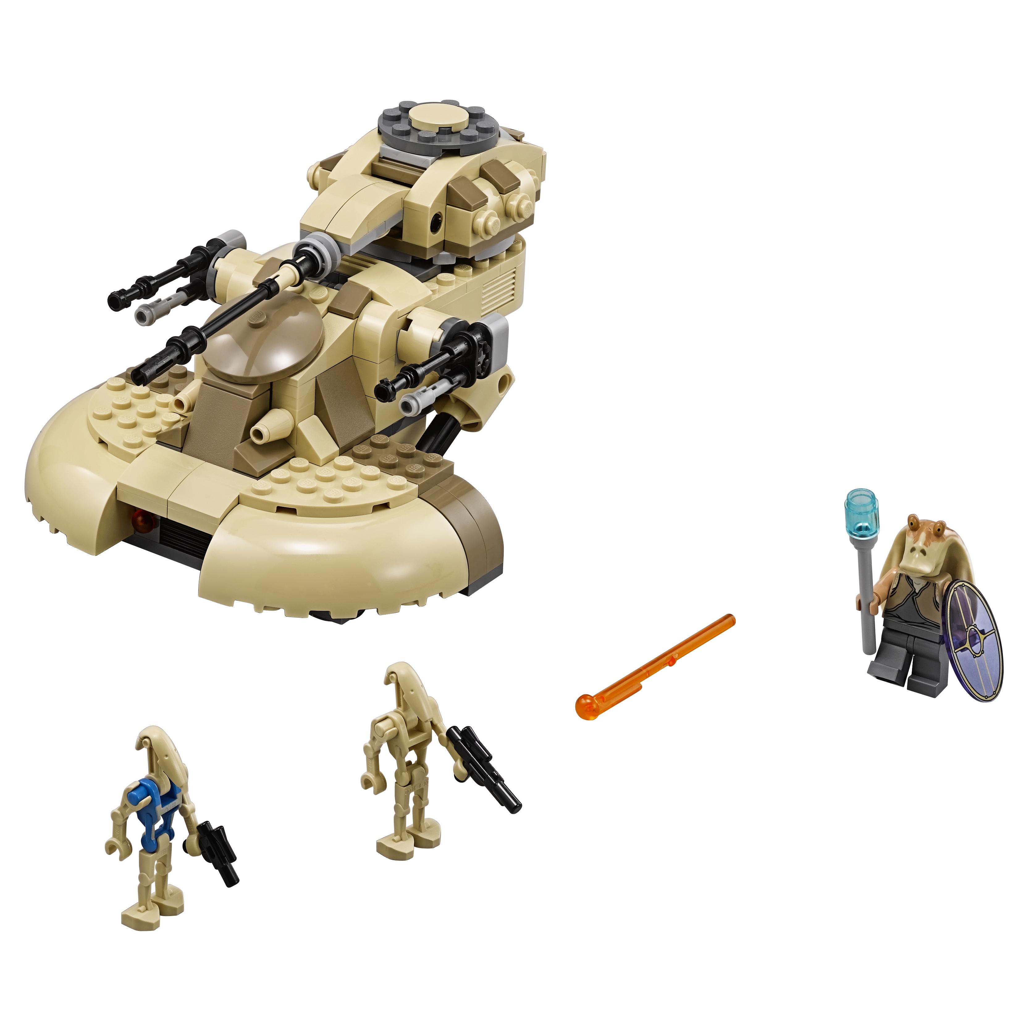 Конструктор LEGO Star Wars Бронированный штурмовой танк AAT (75080) конструктор lego star wars бронированный штурмовой танк aat 7508