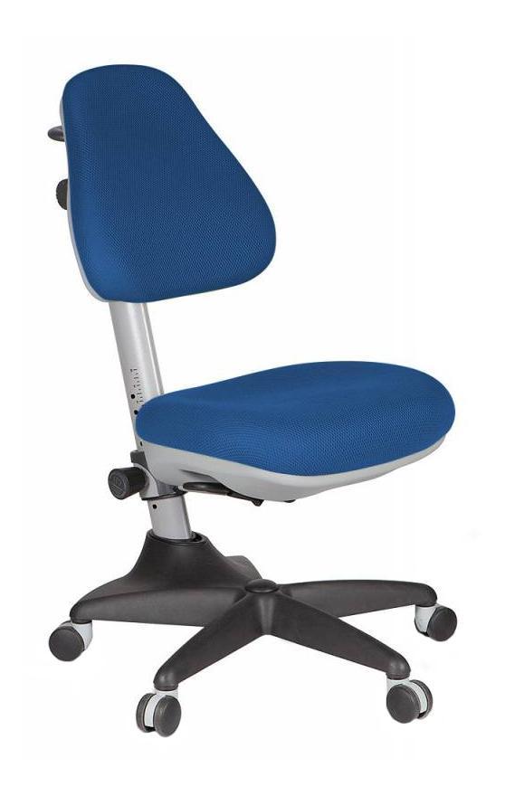 Купить Синий TW-10, Кресло компьютерное БЮРОКРАТ KD-2/G/TW-10, Бюрократ, Детские стульчики