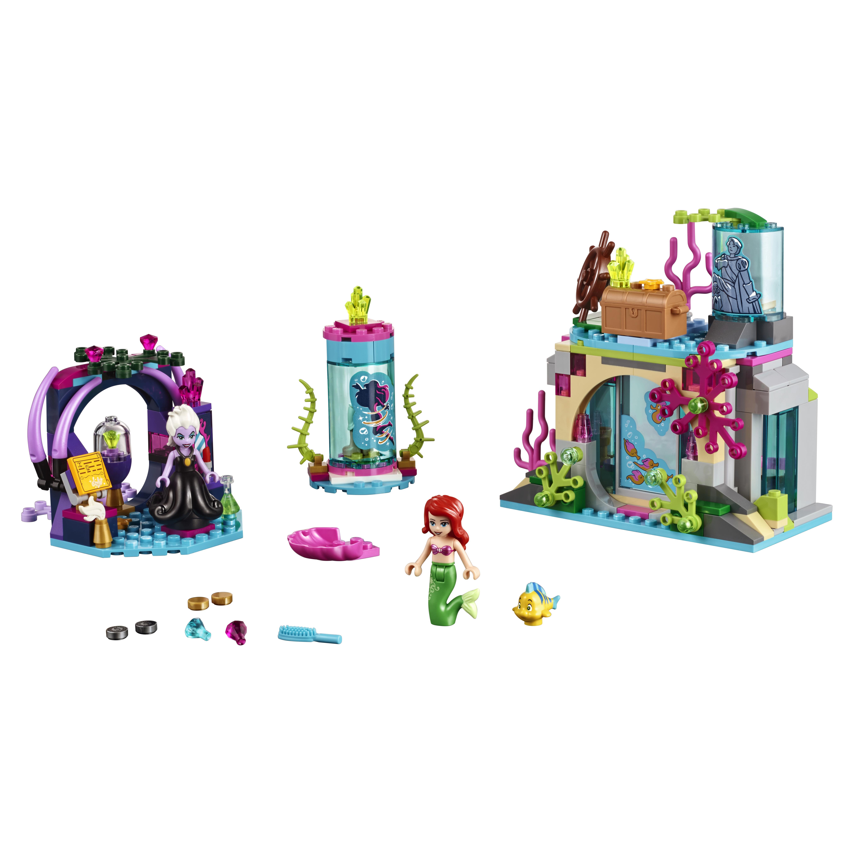 Купить Конструктор LEGO Disney Princess Ариэль и магическое заклятье (41145), LEGO для девочек
