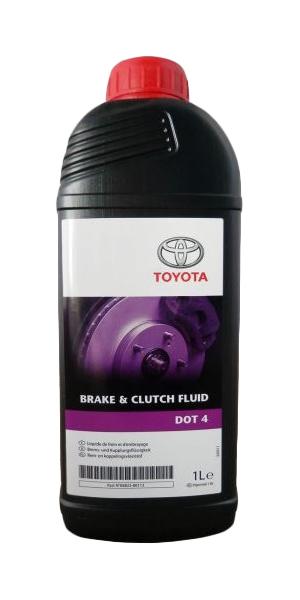 Тормозная жидкость Toyota 1л 08823 80112