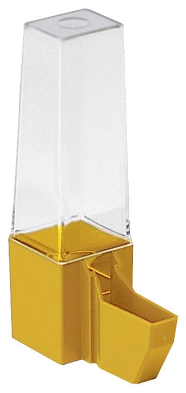 Поилка для птиц UNIX, желтый, 50 мл