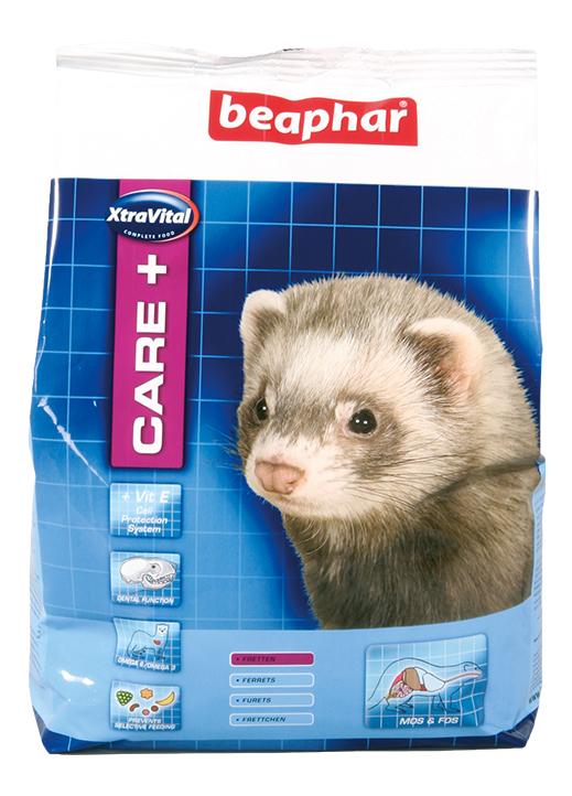Корм для грызунов Beaphar Care + 2 кг 1 шт