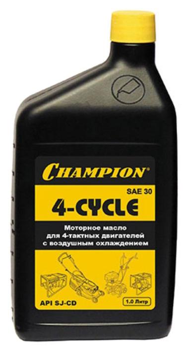 Моторное масло Champion 30 1л