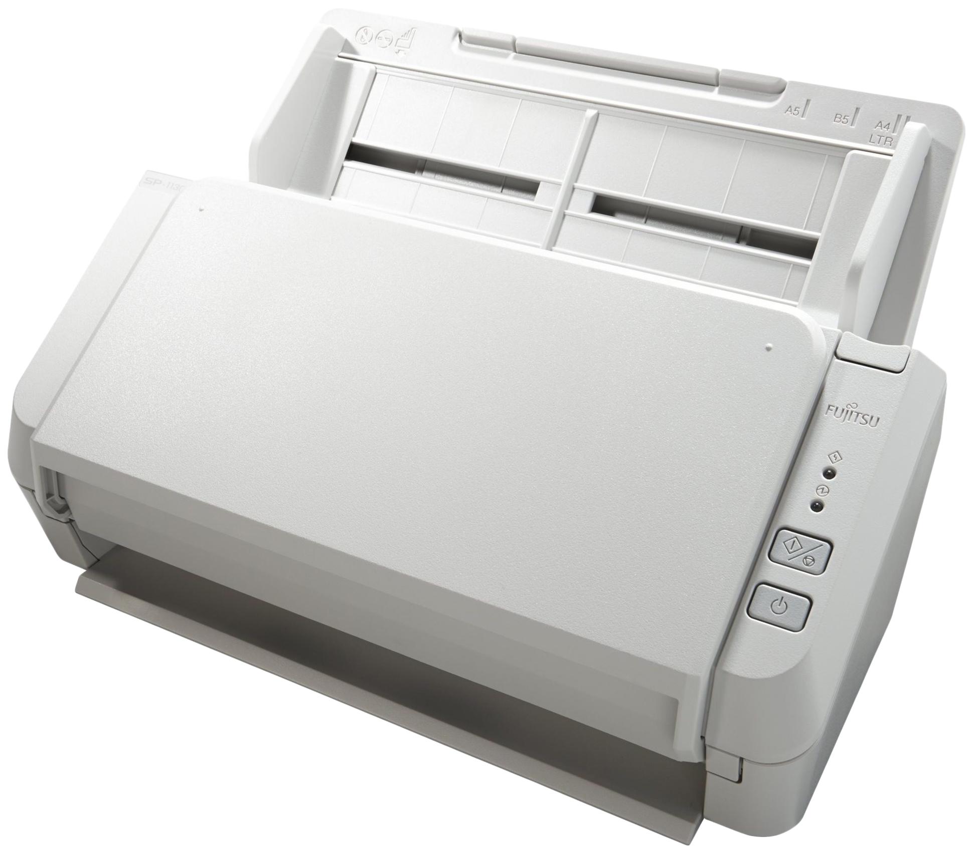 Сканер Fujitsu ScanPartner SP1130 PA03708 B021 Белый