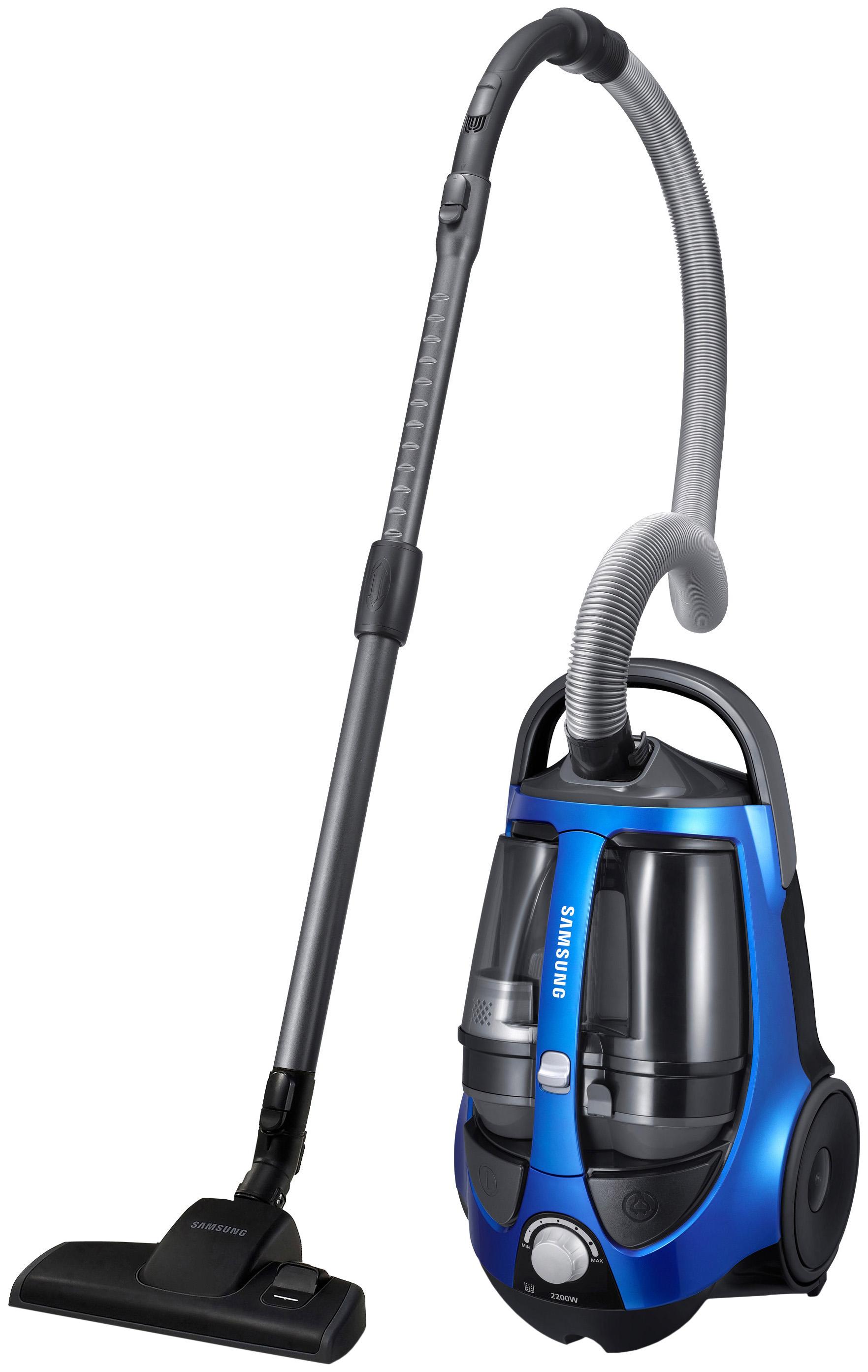 Пылесос Samsung  SC8836 Blue