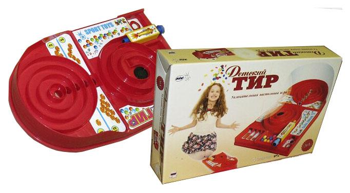 Купить Семейная настольная игра Омский завод электротоваров Детский тир-2, Семейные настольные игры