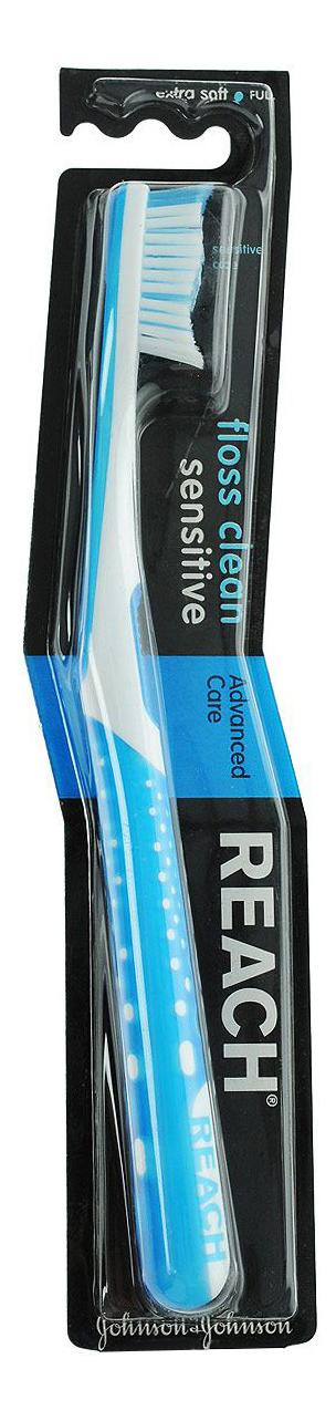 Зубная щетка REACH Floss Clean Extra-Soft