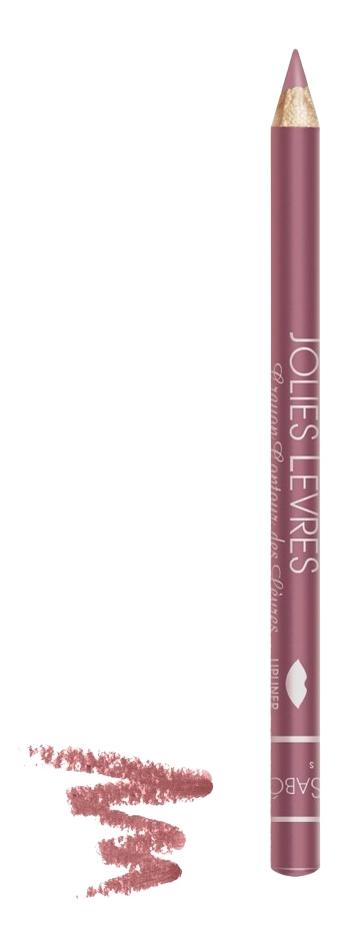 Карандаш для губ Vivienne Sabo Jolies Levres тон 202 Темно-розовый фото