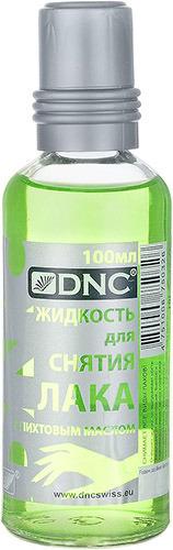 Жидкость для снятия лака DNC с пихтовым