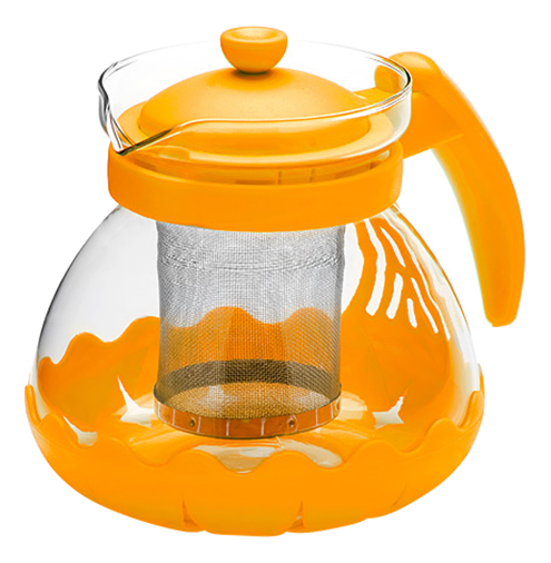 Заварочный чайник MAYER #and# BOCH 0,7 л желтый