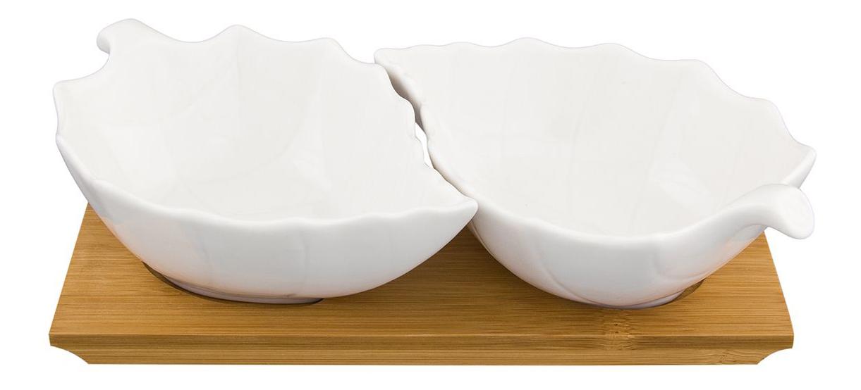 Набор Elan Gallery блюд Лепестки 540145