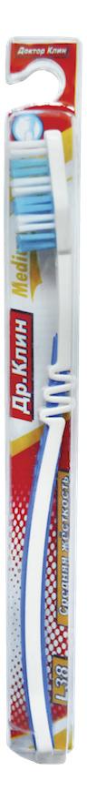 Зубная щетка Dr.Clean L38 Медиум 1 шт