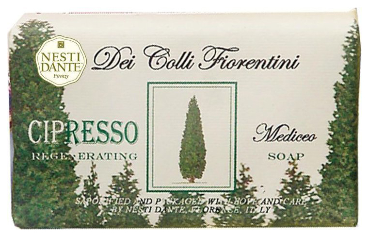 Косметическое мыло Nesti Dante Dei Colli Fiorentini
