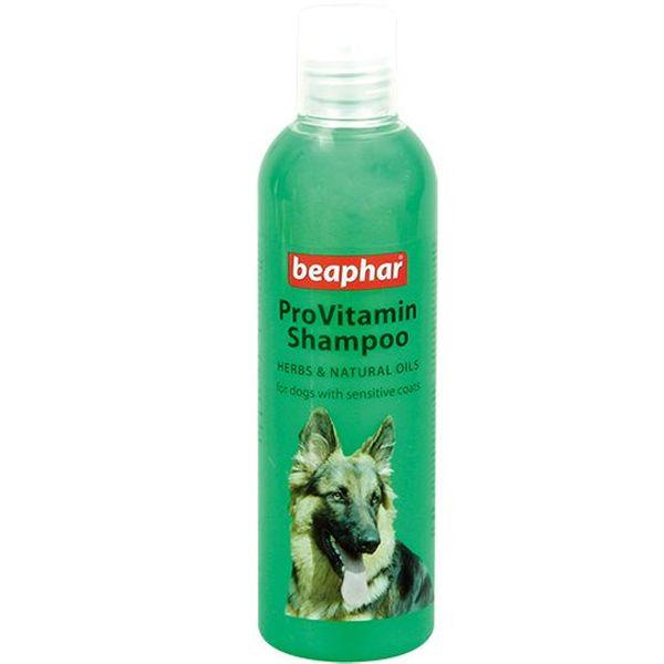Шампунь для собак Beaphar ProVitamin Herbs#and#Natural Oils для чувствительной кожи, 250 мл
