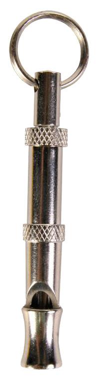 Свисток ультразвуковой TRIXIE хром металл