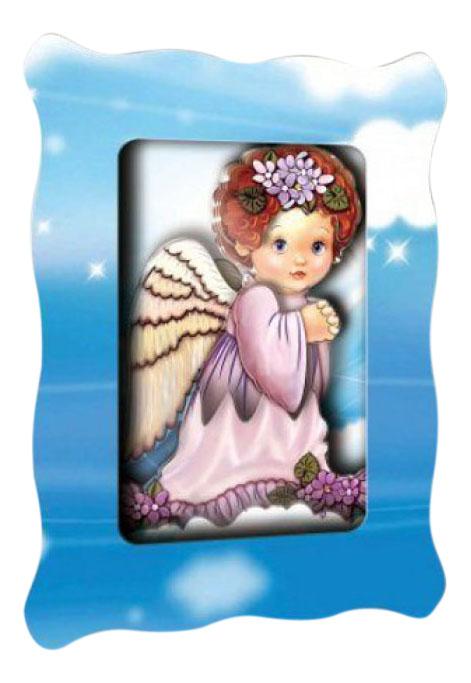 Аппликация из картона Vizzle Объемная картинка mini - Ангелочек