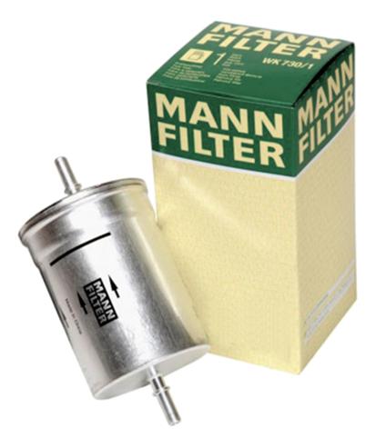 Фильтр топливный MANN-FILTER WK6015 фото