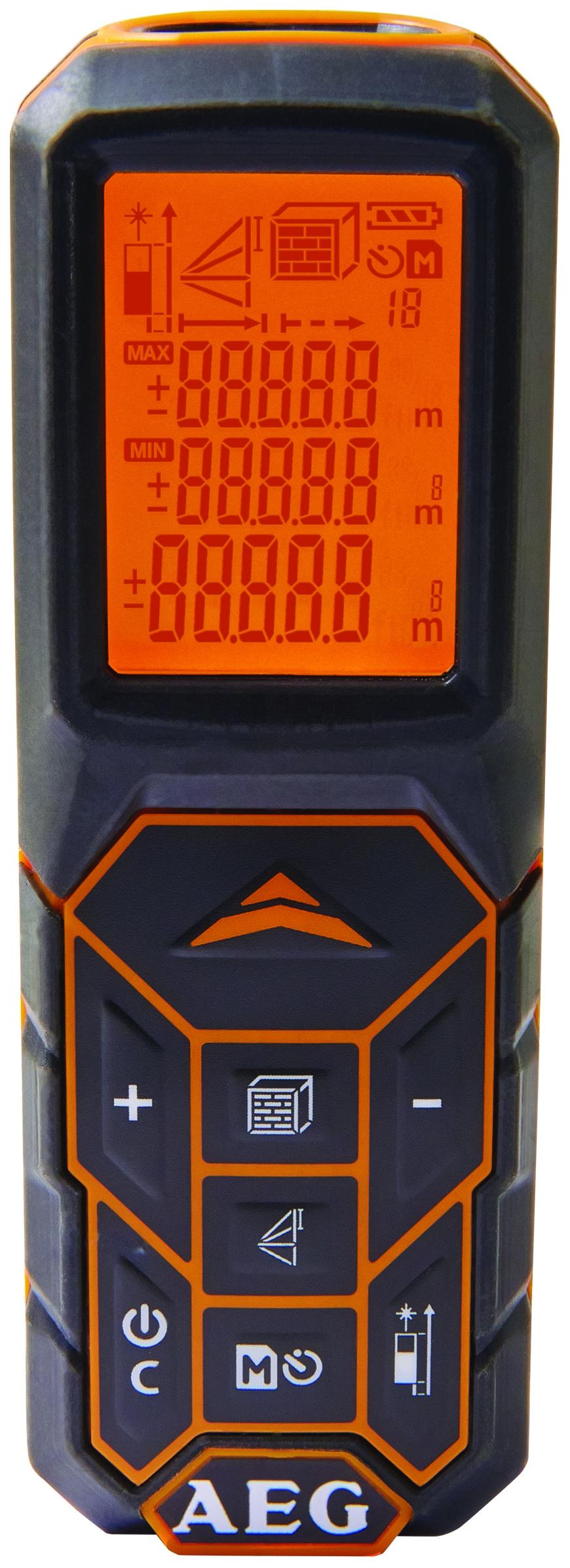 Лазерный дальномер AEG LMG50 4935447680