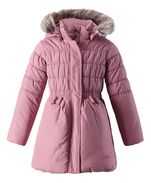 Куртка Lassie Winter jacket нежно-розовая р.110 фото