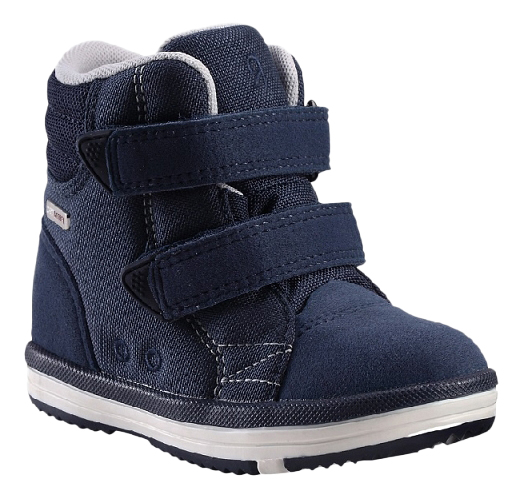 Купить Ботинки детские Reima Reimatec Patter синие р.20, Детские ботинки