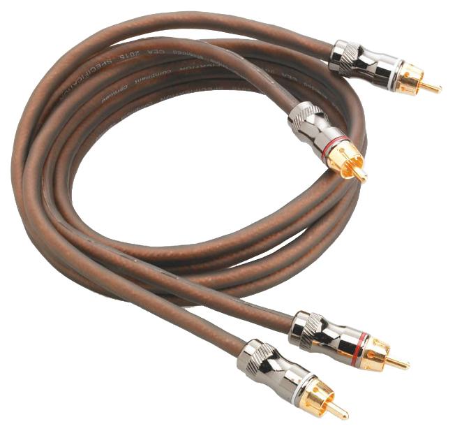 Кабель автомобильный Focal межблочный кабель ER1