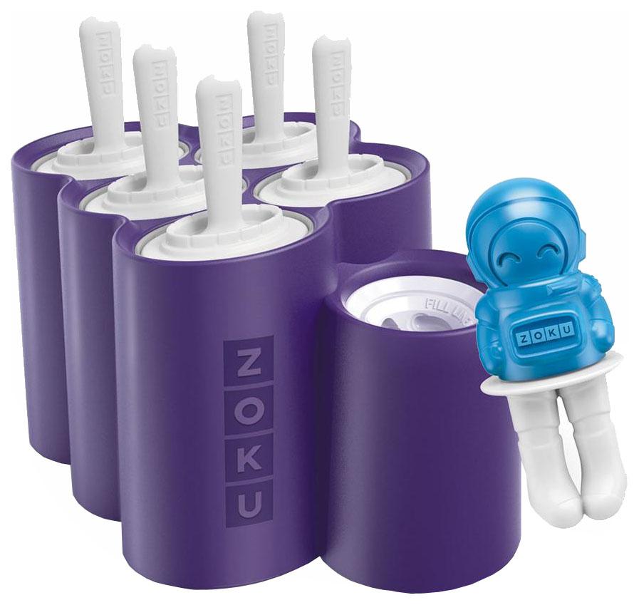 Форма для мороженого Zoku ZK124 Space Фиолетовый