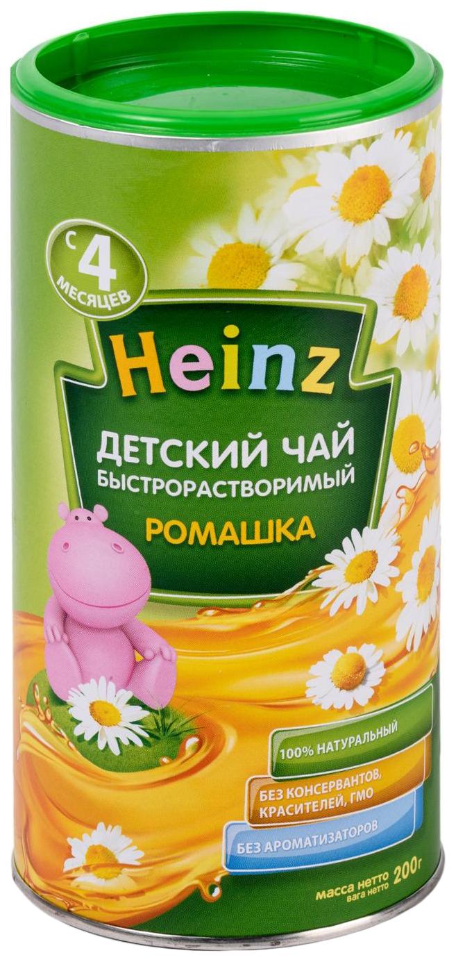 Чай Heinz Ромашка с 4 мес