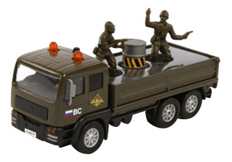 Машина военная Пламенный мотор Армейский грузовик фото