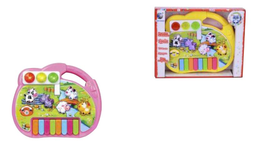 Пианино игрушечное Shantou Gepai Музыкальная игрушка фото