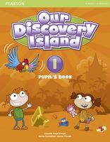 Our Discovery Island Level 1 Student\'s Book plus pin code
