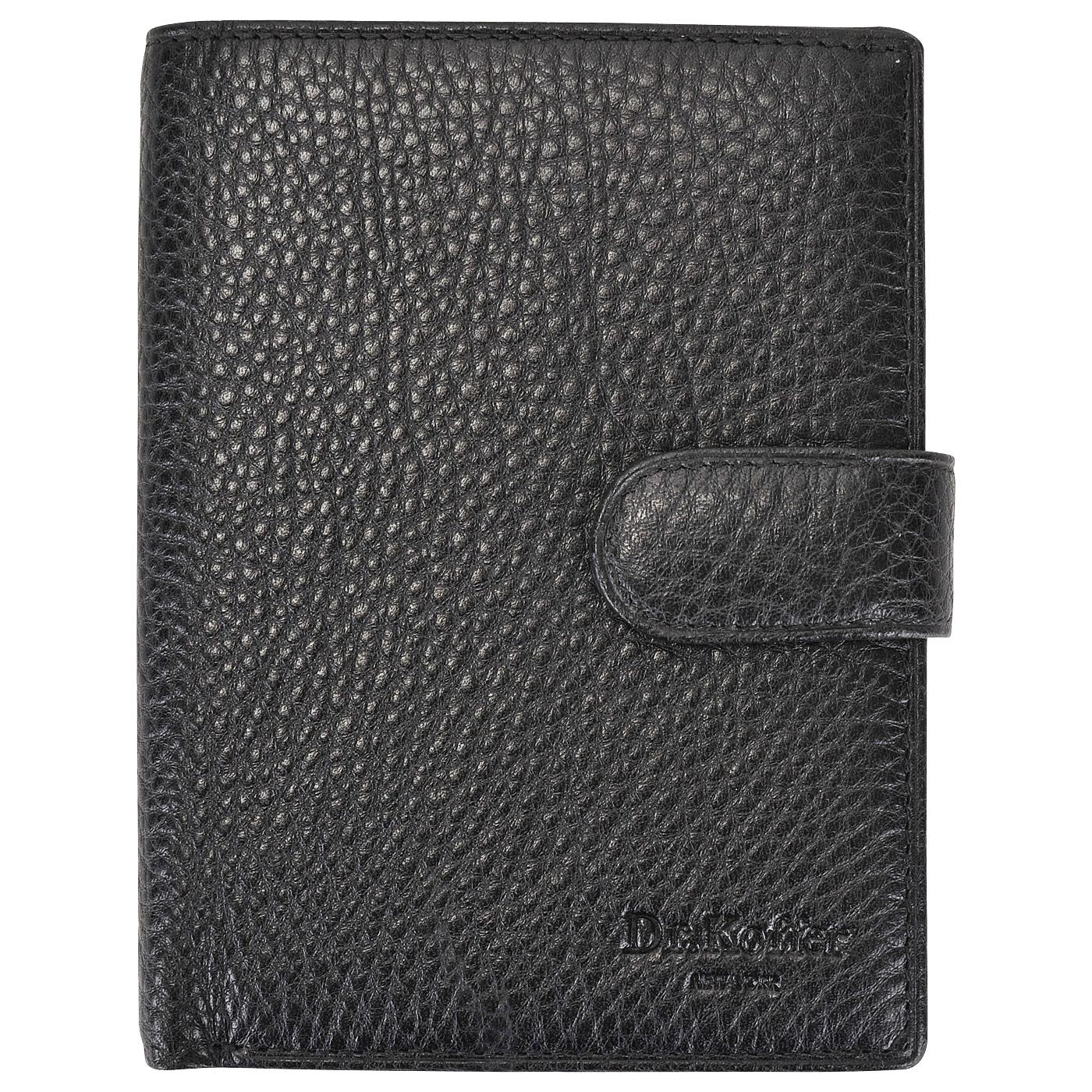 Обложка для паспорта и автодокументов Dr, Koffer X510137-02-04