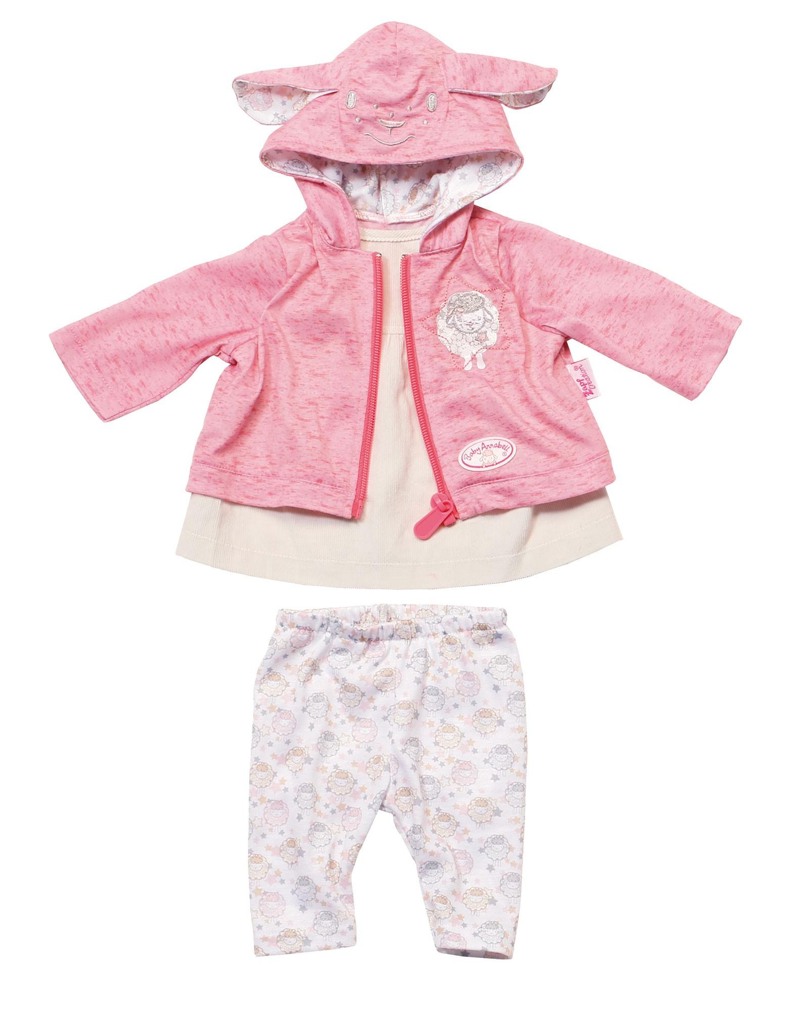 Одежда для прогулки для Baby Annabell Zapf Creation