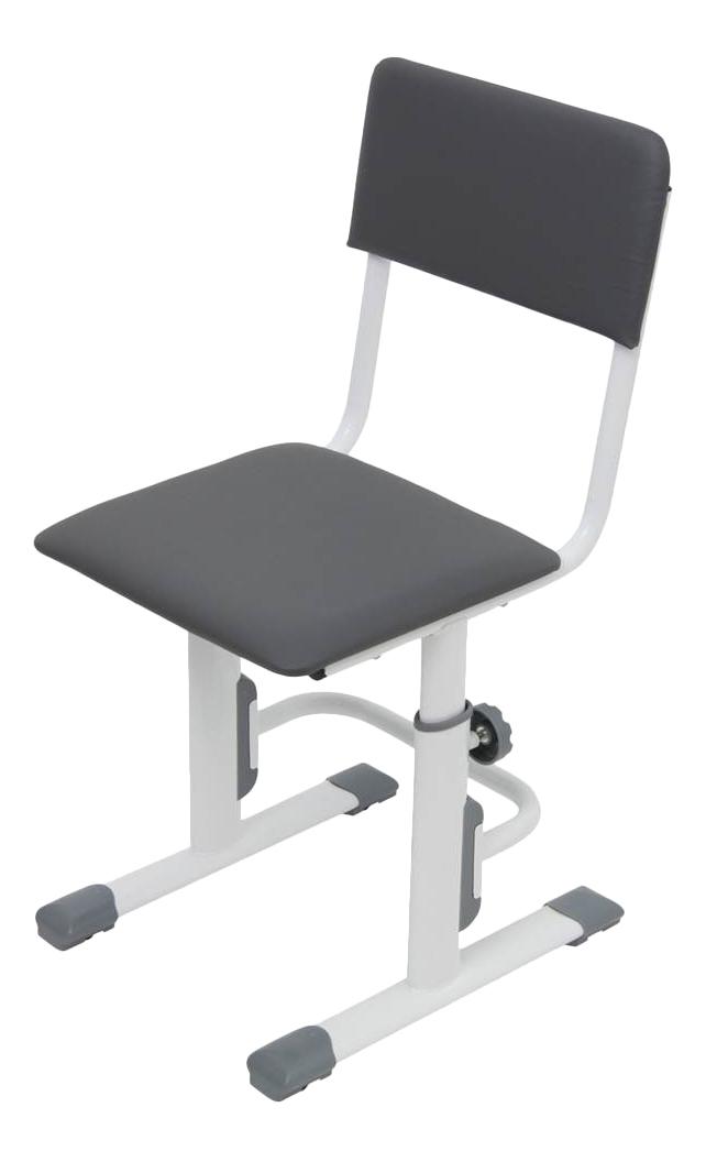 Купить City / Smart L белый-серый, Детский стул для школьника регулируемый Polini City / Polini Smart L, белый-серый, Детские стульчики