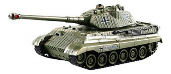 Радиоуправляемый танк German King Tiger Gratwest М60980