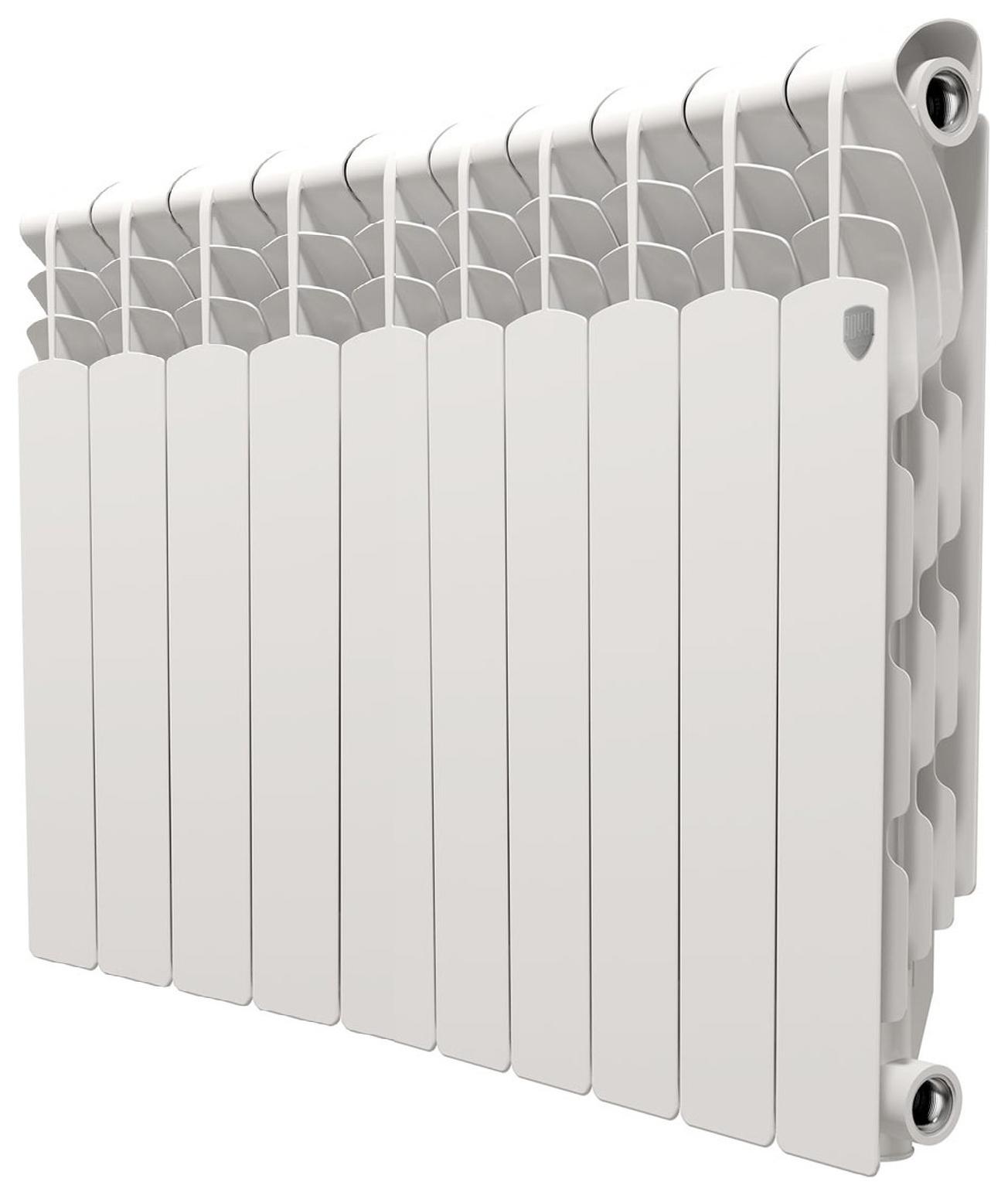 Радиатор алюминиевый Royal Thermo Revolution 570x800 500