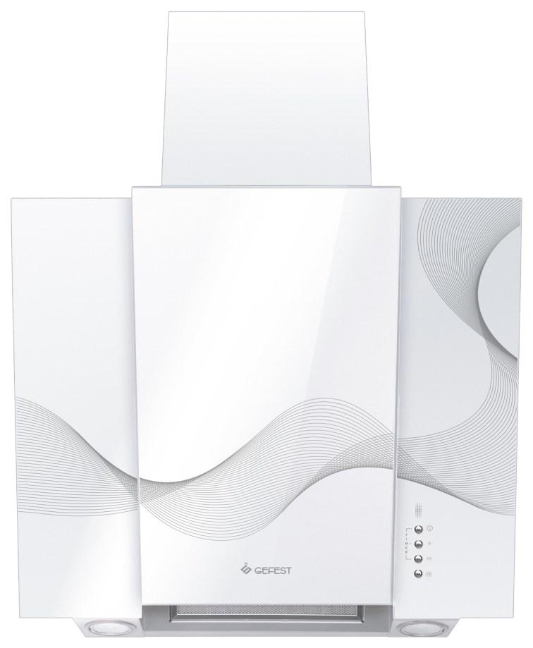 Вытяжка наклонная GEFEST ВО-3603 К28 White