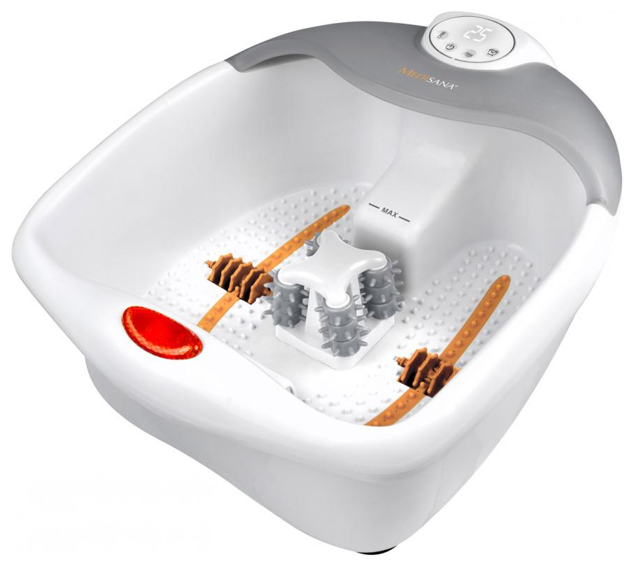 Массажная ванночка для ног Medisana FS 885