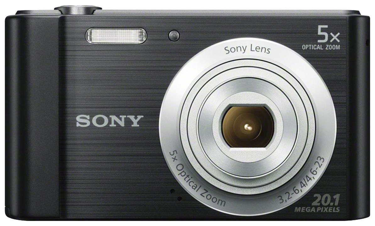Фотоаппарат цифровой компактный Sony CyberShot DSC W800