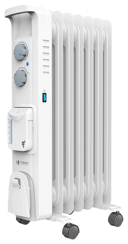 Радиатор Timberk Blanco Aqua TOR 51.1507 BTX фото