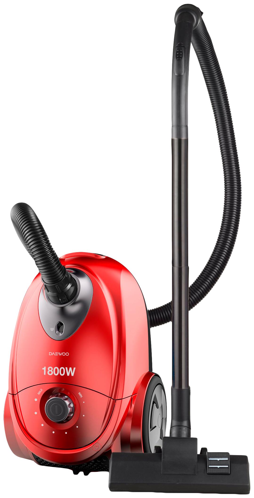 Пылесос Daewoo Electronics  RGJ 230R Red