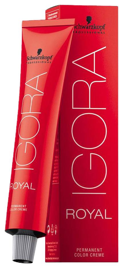 Краска для волос Schwarzkopf Professional Игора Роял 8-77