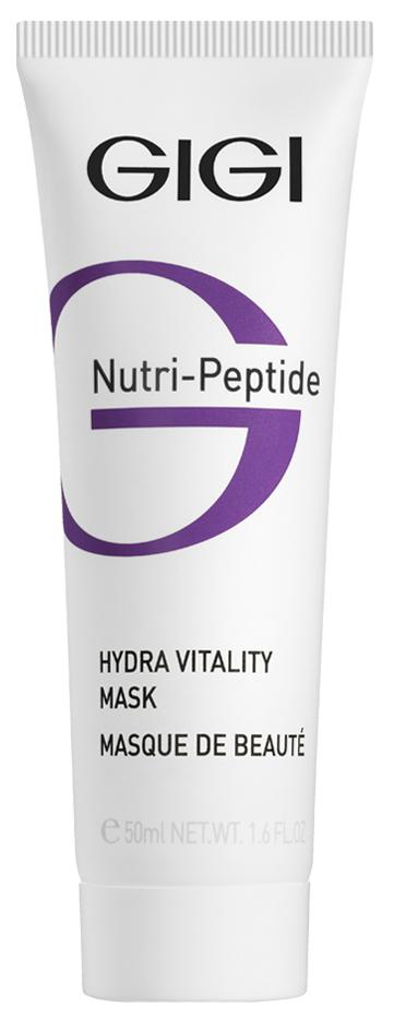 Маска для лица GIGI Nutri Peptide Hydra Vitality Mask 200 мл фото