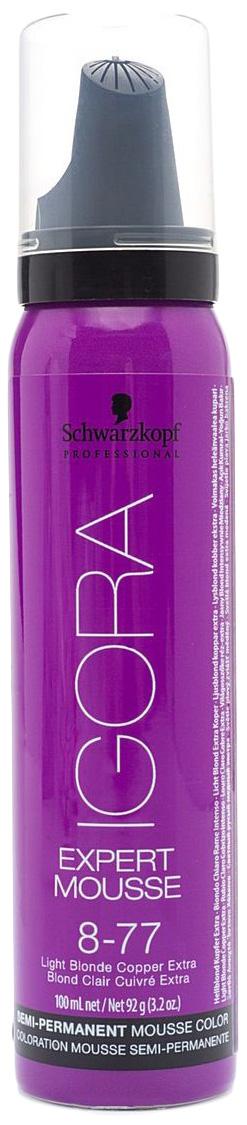 Купить Мусс для волос Schwarzkopf Professional Игора Эксперт Мусс 9, 5-12