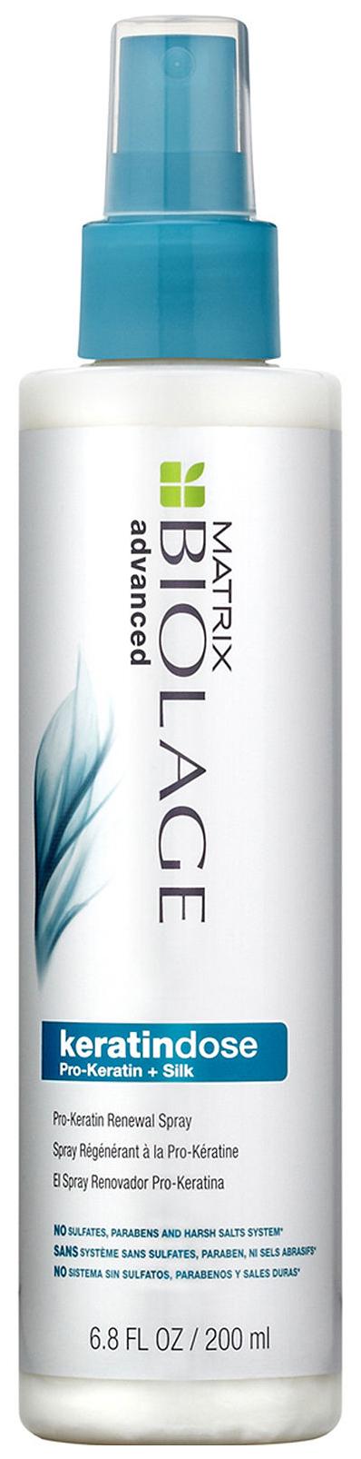 Купить Спрей для волос Matrix Biolage Keratindose Pro Keratin Renewal Spray 200 мл
