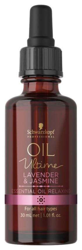 Купить Масло для волос Schwarzkopf Oil Ultime Essential Oil Relaxing 30 мл, Schwarzkopf Professional